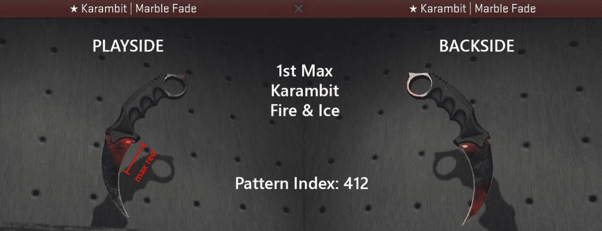 Marble Fade Comparison